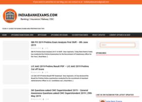 indiabankexams.com