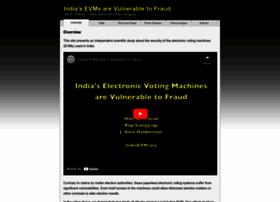 indiaevm.org