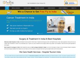 indiahospitaltour.com