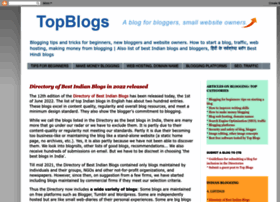 indiantopblogs.com