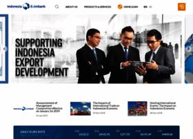 indonesiaeximbank.go.id