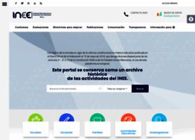 inee.edu.mx