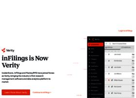 infilings.com