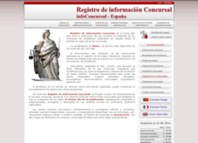 infoconcursal.es