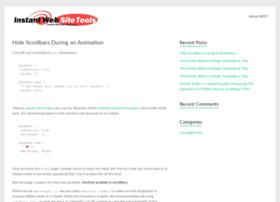 instant-web-site-tools.com