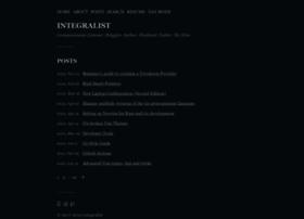integralist.co.uk