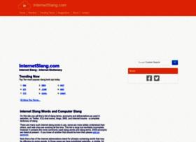internetslang.com