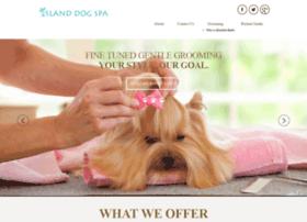 islanddogspa.com