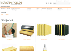 isolatie-shop.be