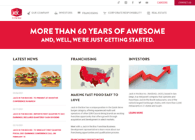 jack in the box franchise How much does it cost jack in the box in 2013 buy our franchise white paper for $1995 financial data - how much to start and grow with a jack in the box franchise it's a great way to learn more about the jack in the box franchise.