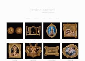 janineantoni.net