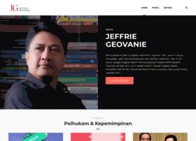 jeffriegeovanie.com