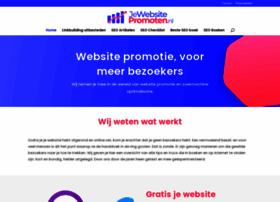 jewebsitepromoten.nl