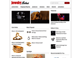 jewelrynotes.com