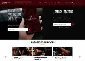 jiffylube.com
