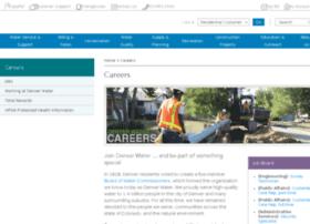 jobs.denverwater.org