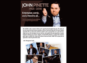 johnpinette.com