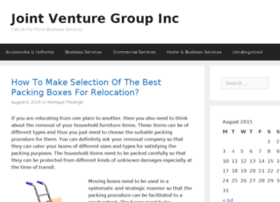 jointventuregroupinc.com