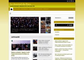journaldupays.com