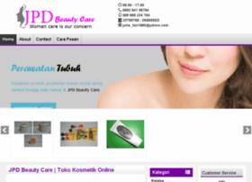 jpdbeautycare.com