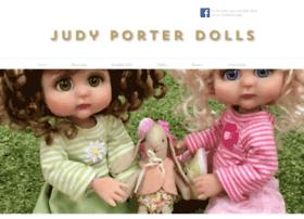 judyporterdolls.com