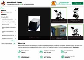 jupiterscientificco.com