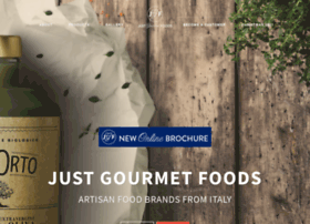 justgourmetfoods.co.uk