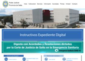 justiciasalta.gov.ar