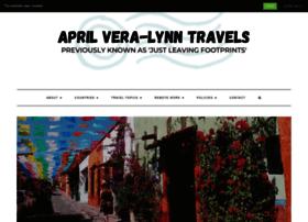 justleavingfootprints.com