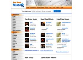 justsheetmusic.com