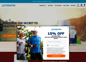 juvenon.com