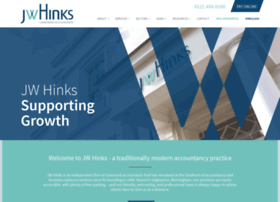 jwhinks.co.uk