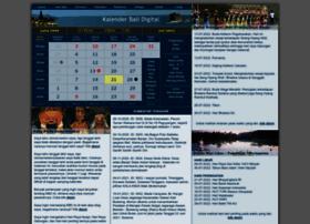 kalenderbali.org - Kalender Bali
