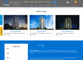 kalyandevelopers.com