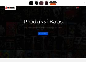 kaosmurahbandung.com