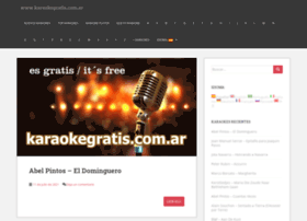 karaokegratis.com.ar