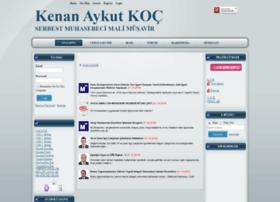 kenanaykutkoc.com