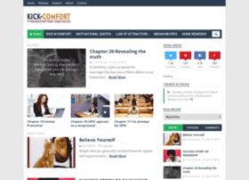 kickncomfort.com