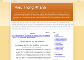 kieutrongkhanh.net