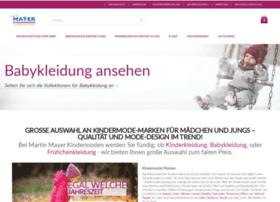 kindermoden-mayer.de