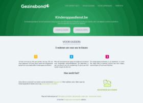 kinderoppasdienst.be