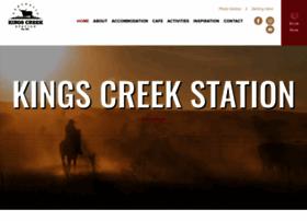 kingscreekstation.com.au