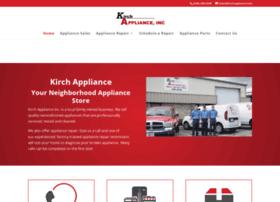 kirchappliance.com