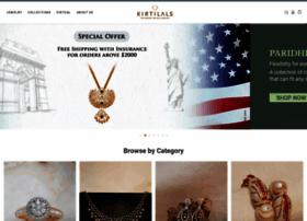 kirtilals.com