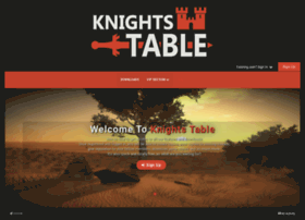 knights-table.net