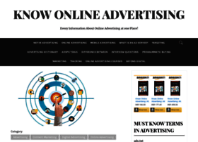 knowonlineadvertising.com