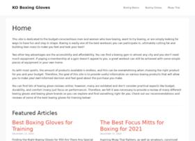 koboxinggloves.com