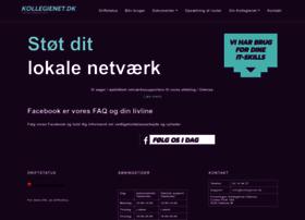 kollegienet.dk