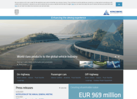 kongsbergautomotive.com