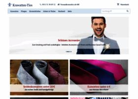 krawatten-ties.com